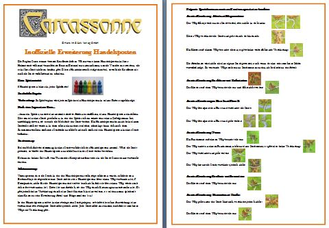 Carcassonne Regeln